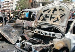 Tens of civilians killed, injured in ISIS car bomb explosion in Hasaka